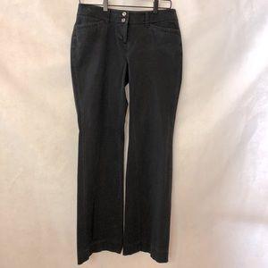 WHBM Women's Modern Boot Cut Pant Size 4R
